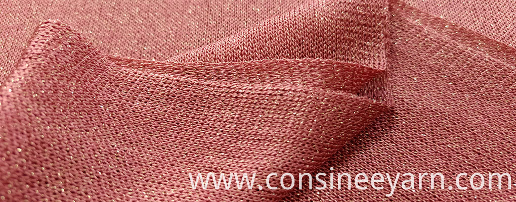 fashion lurex yarn