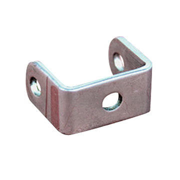 Stainless steel forming bracket light mount unit