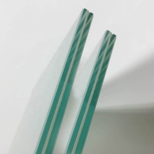 16mm 20mm 30mm Clear Tempered Double Laminated Glass