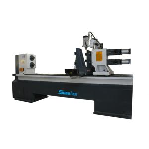4 Axis Multifunction Wood Lathe