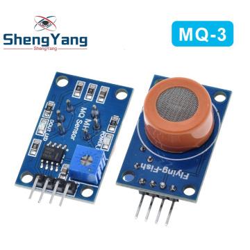 ShengYang MQ-3 alcohol sensor module alcohol ethanol gas sensitive detection alarm for arduino