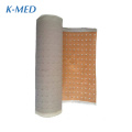 Medical rheumatic perforated zinc oxide adhesive plaster