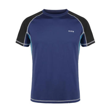 Moisture Wicking Dry Fit T Shirt Tight