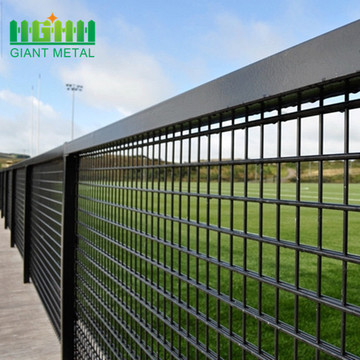double wire panel galvanized double wire mesh fencing