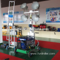 6kw Cheap Diesel Generator Led Light Tower (FZM-1000B)