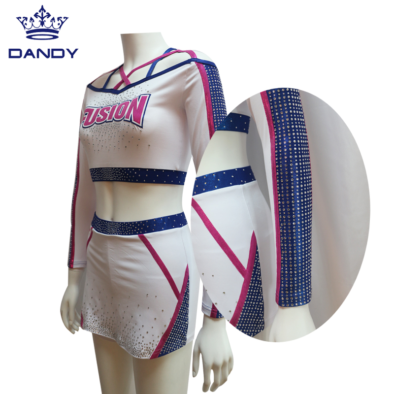 girls cheerleading uniform