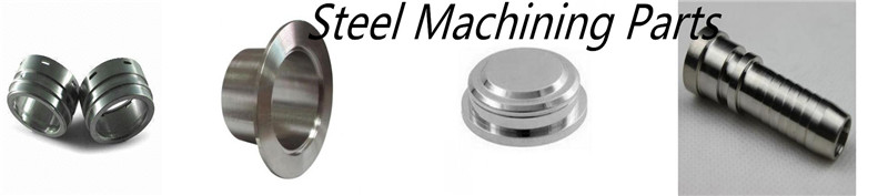 Cnc steel stainless precision machining parts