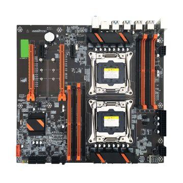 2021 New X99 Dual Server Computer Motherboard LGA2011-3 CPU DDR4 Memory Game Mainboard Module for In-tel