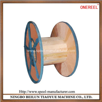 Factory wooden spools for sale
