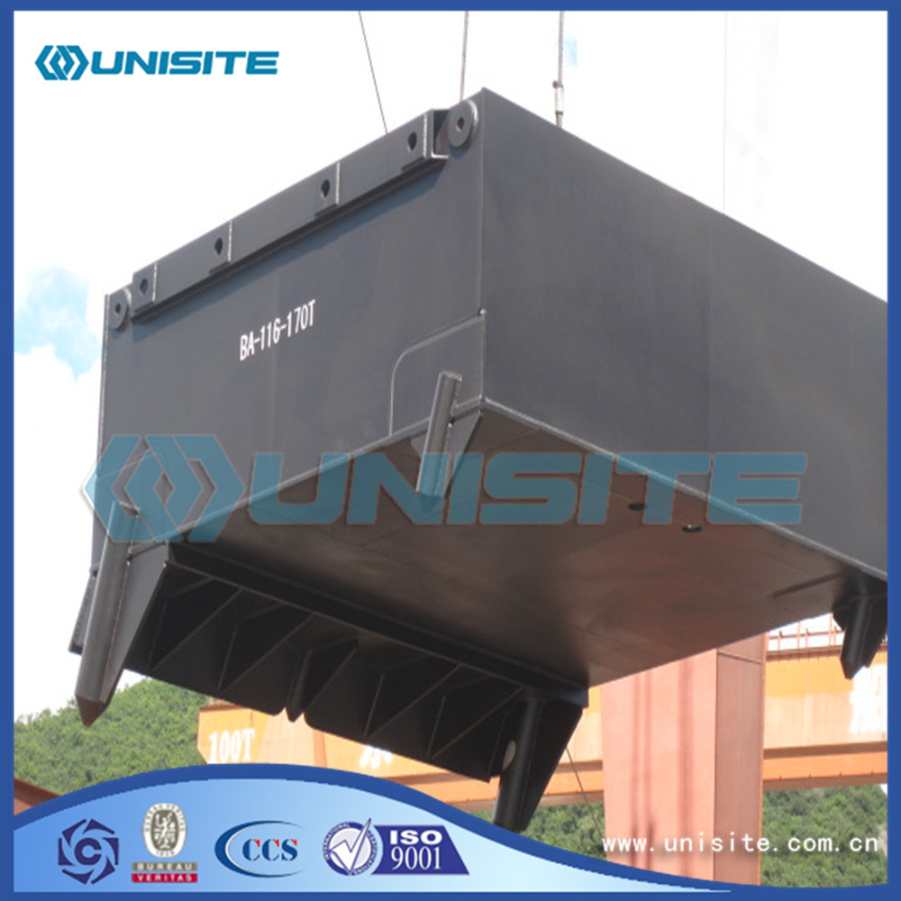 Marine Steel Floating Pontoon price