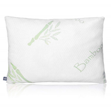 Bamboo Fiber Cover Shredded Memory Pillows