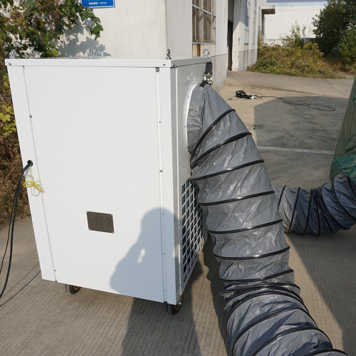 HVAC Environmentally Friendly Systems for Medical