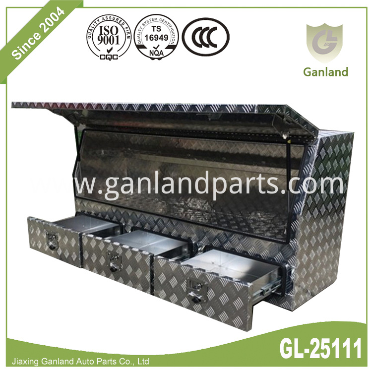 Aluminum Drawer Unit GL-25111
