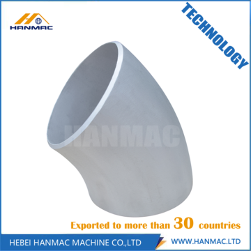 Aluminum alloy 5083 1060 elbow