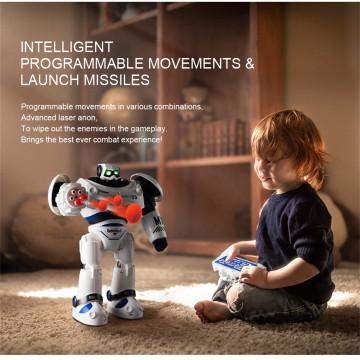 JJRC R1 Defenders Hydropower Smart Mech Robot 4.8V 700mAh Ni-Cd Battery Gesture Sensing LED Lighting And Music Childrens Boy Toy