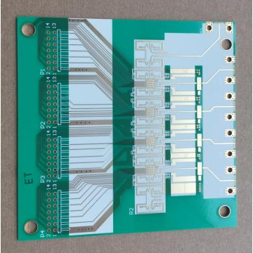 High frequency RF PCB 2 layer RO4350B