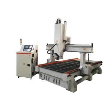 Fully automatic 4-axis pendulum engraving machine