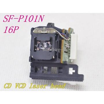 Original New SF-P101N / SF-101N 16PIN / SF-P101 16PIN Optical pickup SFP101N/SFP-101N 16P SF-P101N CD/VCD player laser lens