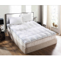 Microfiber Fabric Soft Memory Foam Quilted Mattress Topper