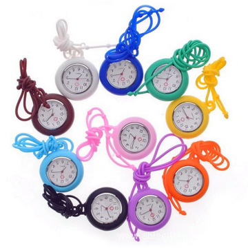 New Design Nurse Silicone Necklace Quartz Watch