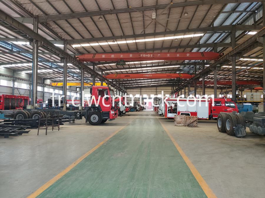fire trucks manufacturer