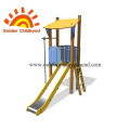 Slide Single Outdoor Playground Equipment For Sale