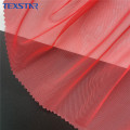 MOQ 100m Nylon Soft Diamond Tulle Mesh Fabric