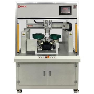Precision Multi Spindle Buckle Assembly Machine