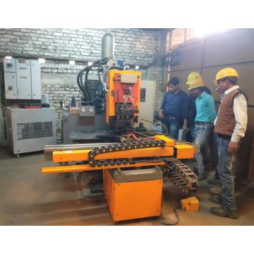 CNC Steel Sheet High Speed Punching Marking Machine
