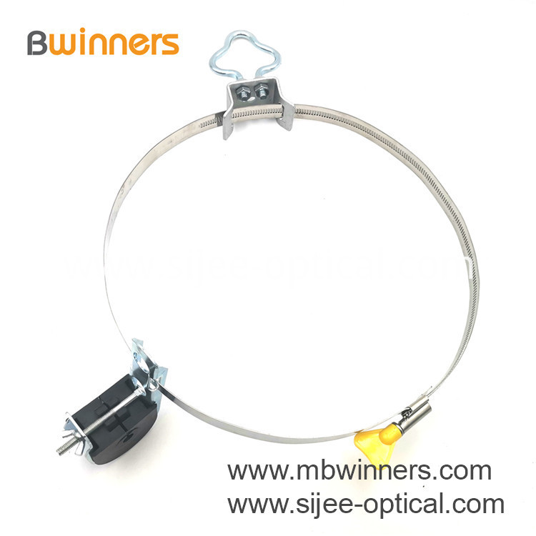 Butterfly Worm Drive Hose Ear Clamps