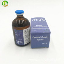Closantel Sodium Injection Animal Anthelmintic Drug