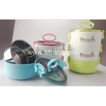 Stainless Steel Thermal Insulated Food Container