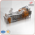 Hot-sale Forward-out Waste Metal Baler for Aluminum Cans