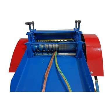 Used Electric Copper Cable Stripping Machine