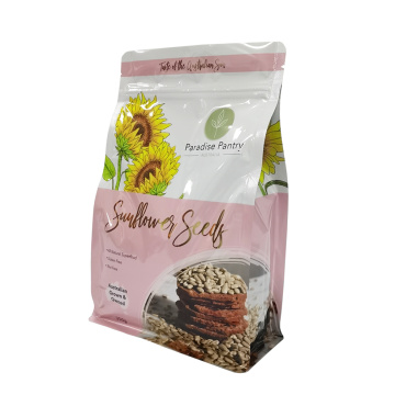 Natural Superfood Sunflower Seed Glutenfree Food Plastic Bag