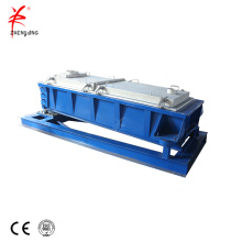 Gyratory vibratory sifter for scalping crystal sugar