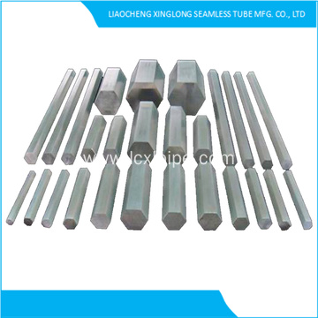Ss400 Cold Drawn Hexagonal Bars Carbon Steel
