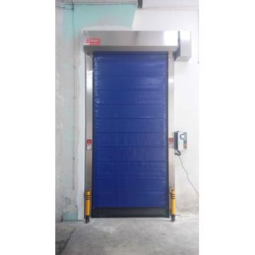 Industrial PVC Freezing Zipper Cold Room Door