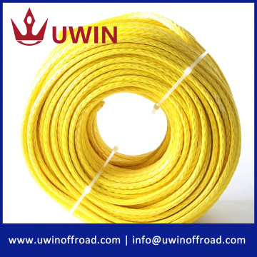 12 Strands UHMWPE Synthetic Winch Rope