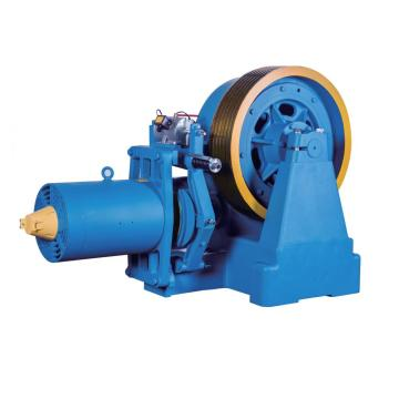 Geared Traction Machine-YJ336
