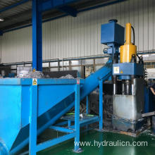 Second-Hand 360ton Aluminium Chips Briquette Making Machine