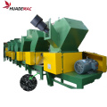 Waste PVC PE Plastic Pipe Crusher Machine