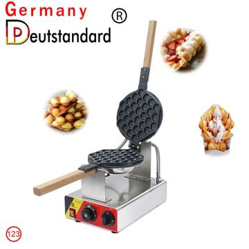 Hot selling machines egg waffle maker machine with stainless steel