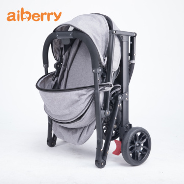 Aiberry Triple Folding Dog Travel Trolley Stroller