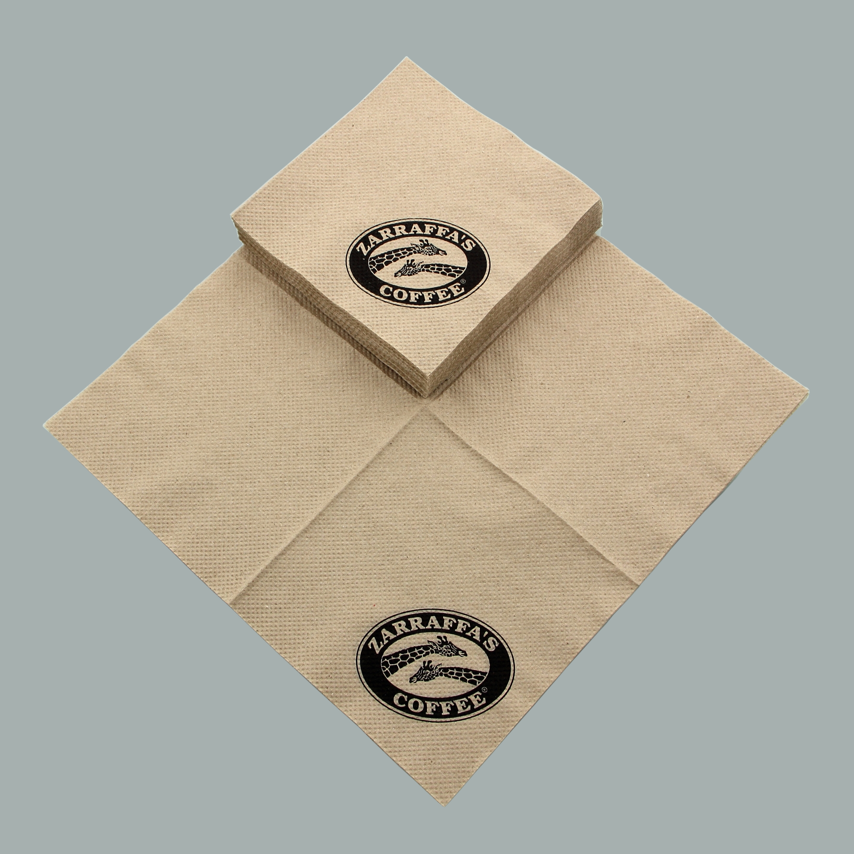 Brown Paper Napkins