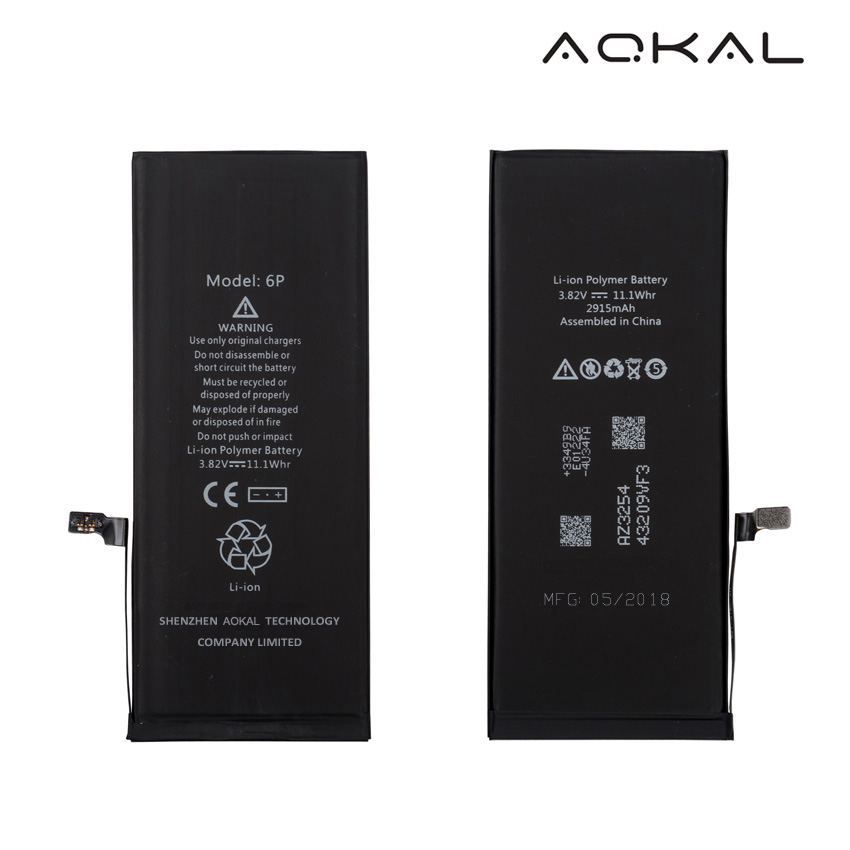 AAAA Grade iPhone 6 Plus Replacement Li-ion Battery