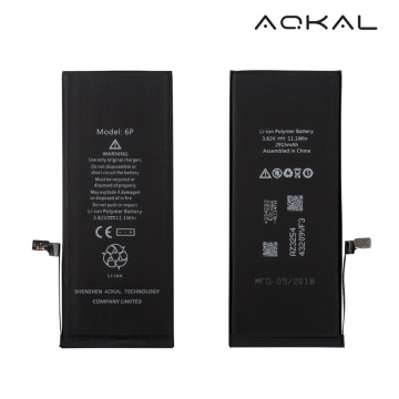 AAAA Grade iPhone 6 Plus ferfange Li-ion Battery