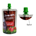 120g Aluminum Foil Baby Food Spout Bag
