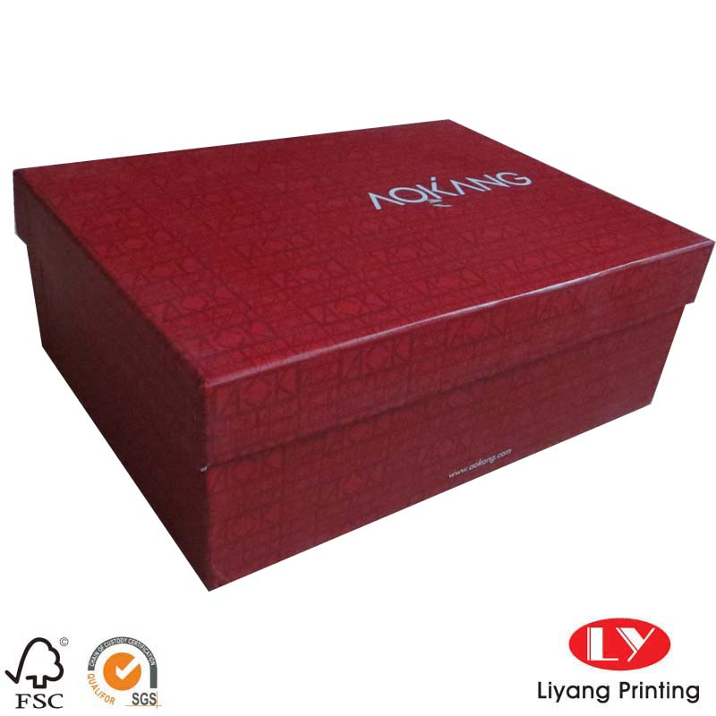 Customised Paper Gift BoxLY17031745-081713