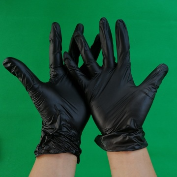 Vinyl gloves for food industrial grade powder free